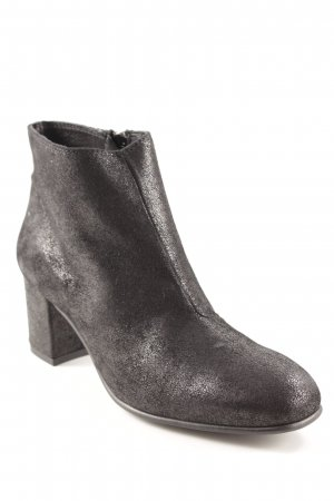 Ilse jacobsen Ankle Boots schwarz Glanz-Optik