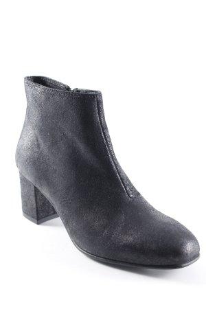 Ilse jacobsen Ankle Boots schwarz Glitzer-Optik