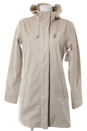 Ilse jacobsen Manteau à capuche beige clair style décontracté
