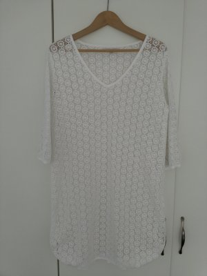 Ilse jacobsen Tunic Dress white cotton