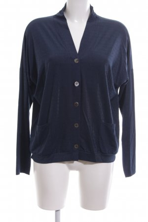 Ilse Stammberger Blouse Jacket blue casual look