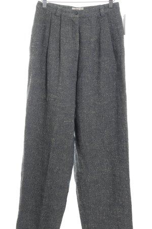 imitz Karottenhose graublau-creme meliert Street-Fashion-Look