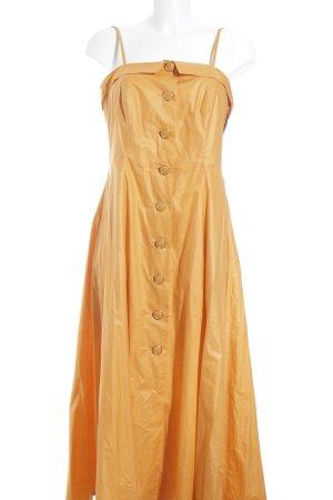 Immagine Moda Bandeaukleid apricot extravaganter Stil