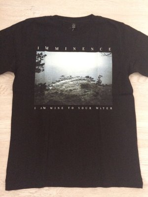 Imminence, Wine & Water T-Shirt Gr. S