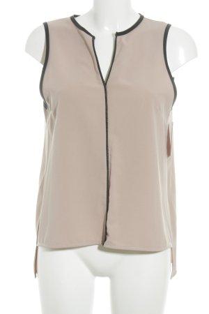 Imperial ärmellose Bluse nude Business-Look