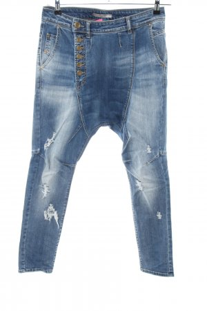 Imperial Baggy Jeans blue casual look