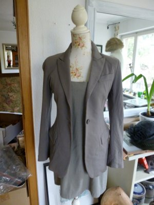 Imperial Jersey Blazer gris verdoso