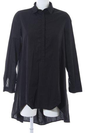 Imperial Robe chemisier noir style décontracté