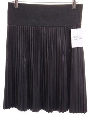 Imperial Faltenrock schwarz Elegant