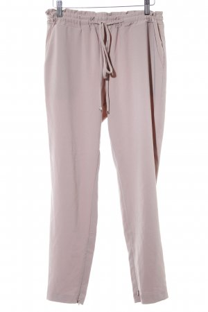 Imperial Pantalone peg-top beige stile casual