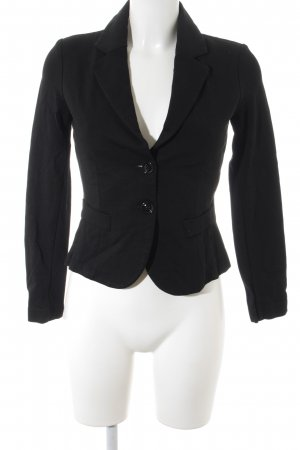 Imperial Kurz-Blazer schwarz Business-Look