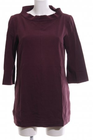 Imperial Lang shirt rood casual uitstraling