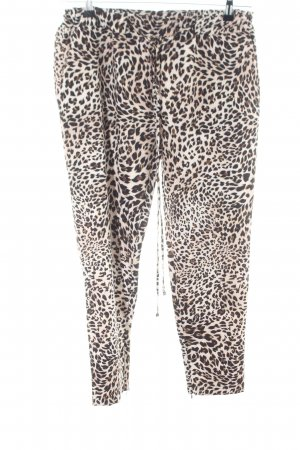 Imperial Palazzo Pants leopard pattern casual look