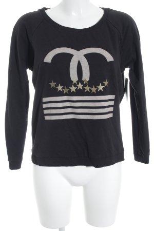 Imperial Sweatshirt prints met een thema casual uitstraling