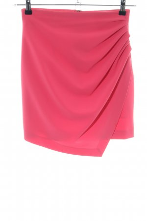 Imperial Wraparound Skirt pink casual look