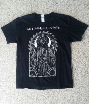 Impericon Bandshirt Whitechapel T-Shirt Emp