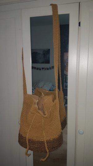 Impressionen Zugbeutel Tasche Korbtasche Henkeltasche Shopper Bag