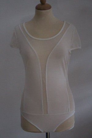 Vogue Shirt Body white polyester