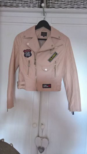 IN VOGUE PARIS Lederjacke Gr.M NEU