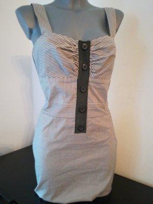 In Wear InWear Kleid Business 34 XS gestreift Bleistiftkleid Etuikleid elegant