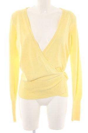 In Wear Strickjacke gelb Casual-Look