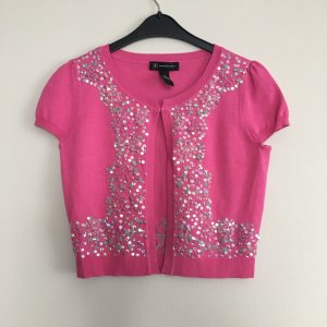 INC Bolero in pink mit Pailletten