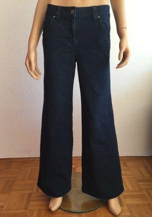 INC International Concepts Jeans Gr.38-40 High-Rise Flared-Leg Schlaghose Hose