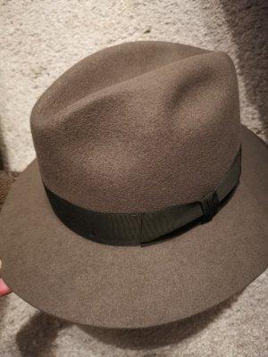 MAYSER Cappello da cowboy grigio-verde