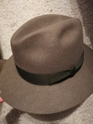MAYSER Cowboyhoed groen-grijs