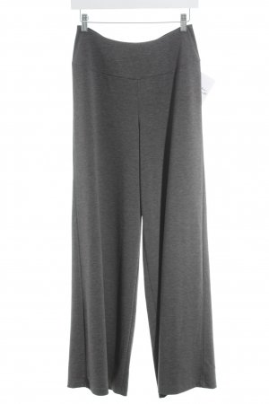 Indigo Moon Culottes dunkelgrau meliert Business-Look