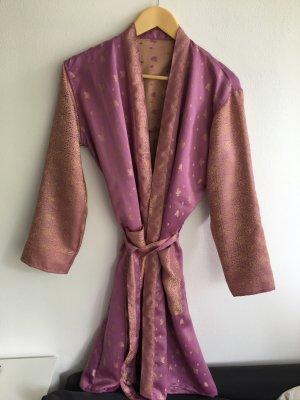 Wikkeljack roze-goud