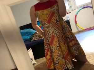 Midi Dress multicolored