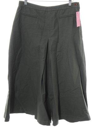 Ines de la Fressange Culottes dunkelgrün Casual-Look