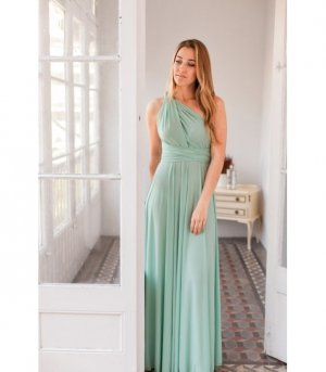 Infinity Kleid, Sage green