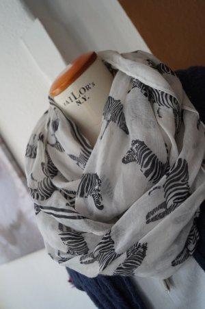 Infinity Loop Schlauch Tuch Zebra Tally Weijl