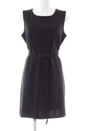Infinity woman Jerseykleid schwarz Allover-Druck Elegant