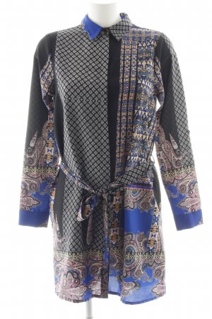 Influence Blouse Dress abstract pattern casual look