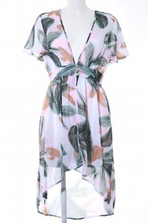 Influence Strandkleid florales Muster Beach-Look
