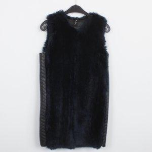 Influence Weste Faux Fur Gr. S dunkelgrün (18/9/197)