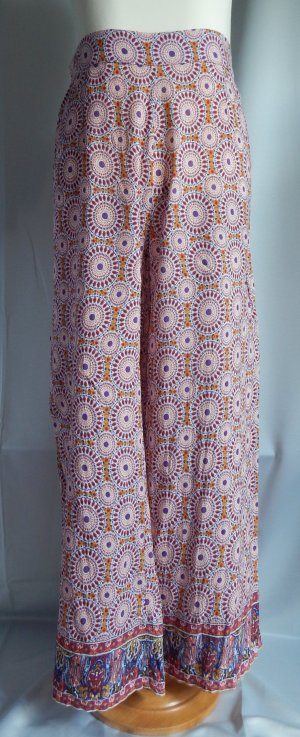 Innocence Marlene Trousers multicolored viscose