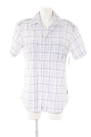 InScene Short Sleeve Shirt check pattern classic style