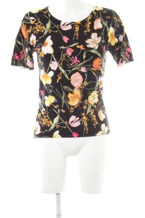 Insieme Jersey de manga corta estampado floral look casual