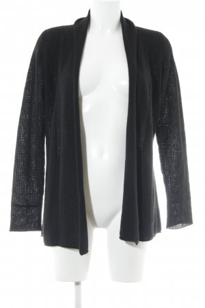 Insieme Cardigan black casual look