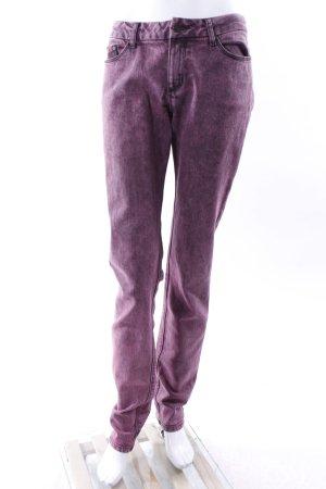Insight Five-Pocket-Jeans bourdeaux