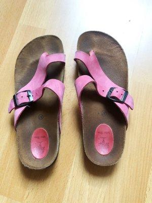 Sandale d'extérieur rose