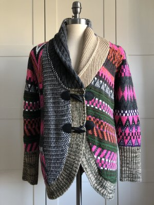 BC Knitted Cardigan multicolored