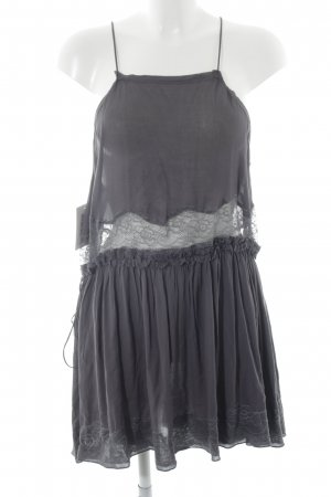 INTIMATELY Free People Halter Top grey casual look