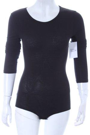Intimissimi Basic Top schwarz minimalistischer Stil