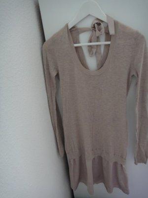 Intimissimi Beiges Kleid Gr. M (38-40) aus Wolle und Seide