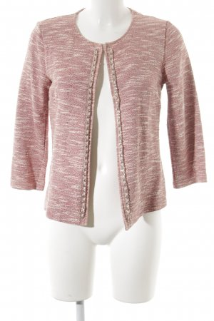 new product a7bf9 f62e5 Intimissimi Cardigan pink-bright red weave pattern elegant